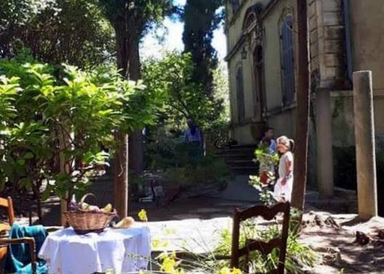 Ouverture Du Jardin De La Maison Albert André à Laudun