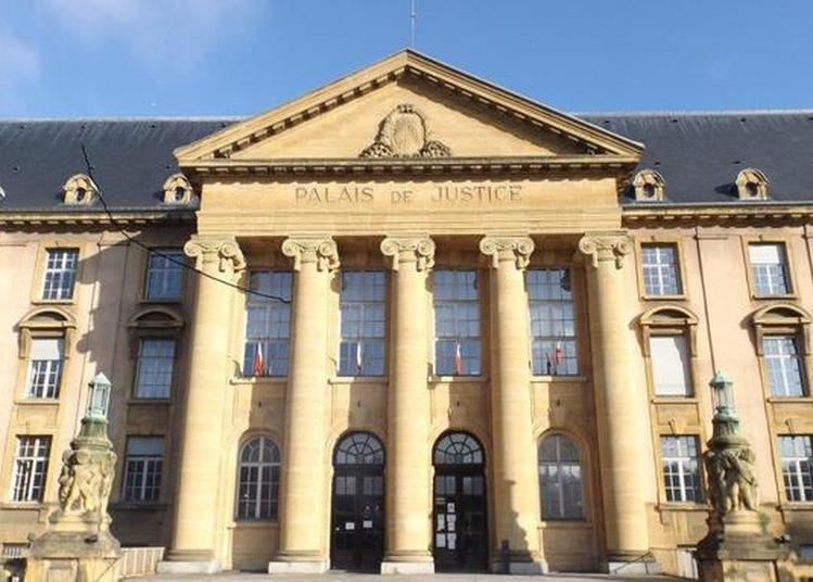 Ouverture Du Palais De Justice à Sarreguemines
