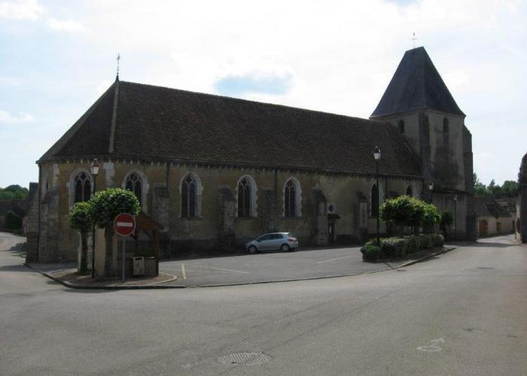 Ouverture Exceptionnelle De L'Église à Tannerre en Puisaye