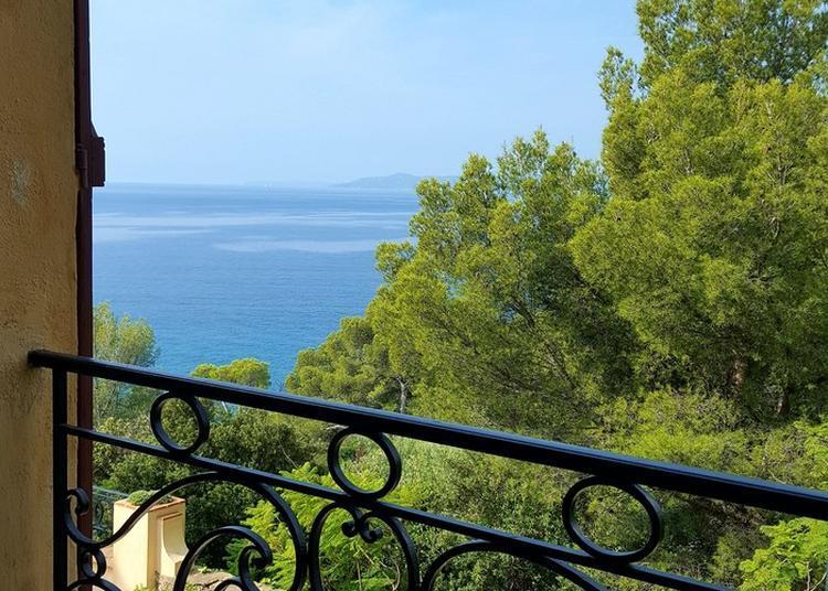Ouverture Exceptionnelle De La Villa Rayolet à Rayol Canadel sur Mer