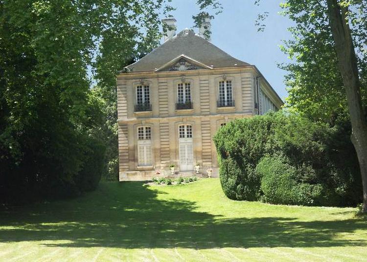 Ouverture Exceptionnelle Du Jeu De Paume à Chantilly