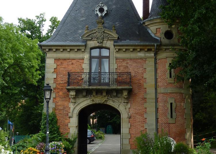 Ouverture Exeptionnelle Du Pavillon De Geiger à Sarreguemines