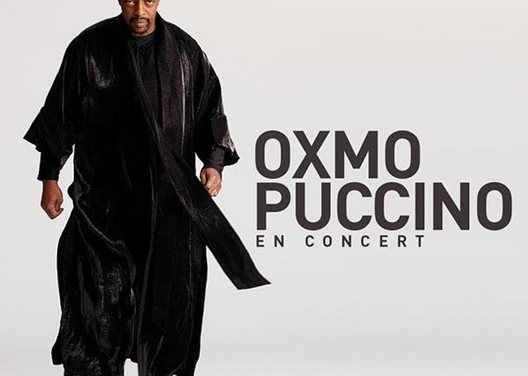 Oxmo Puccino à Montpellier