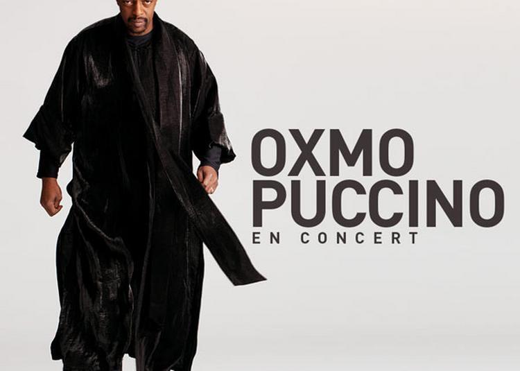 Oxmo Puccino à Ramonville saint Agne