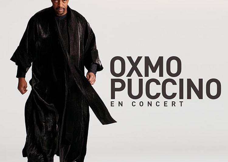 Oxmo Puccino à Clermont Ferrand