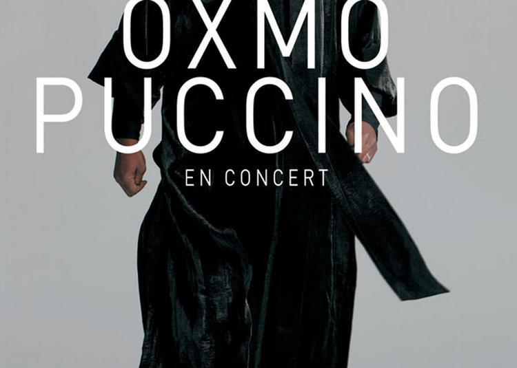 Oxmo Puccino à Saint Etienne