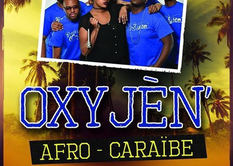 Oxyjèn en concert Fiesta Live à Bordeaux