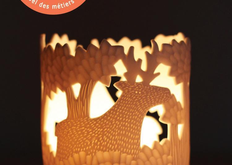 OZ le Noël des métiers d'art - boutique éphémère à Strasbourg