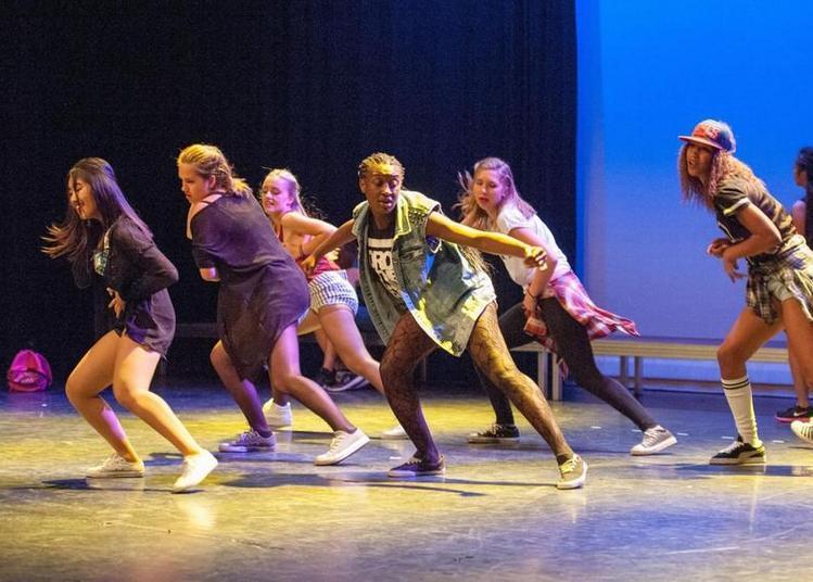 P'tit Serge : 'let's Dance' à Clermont Ferrand