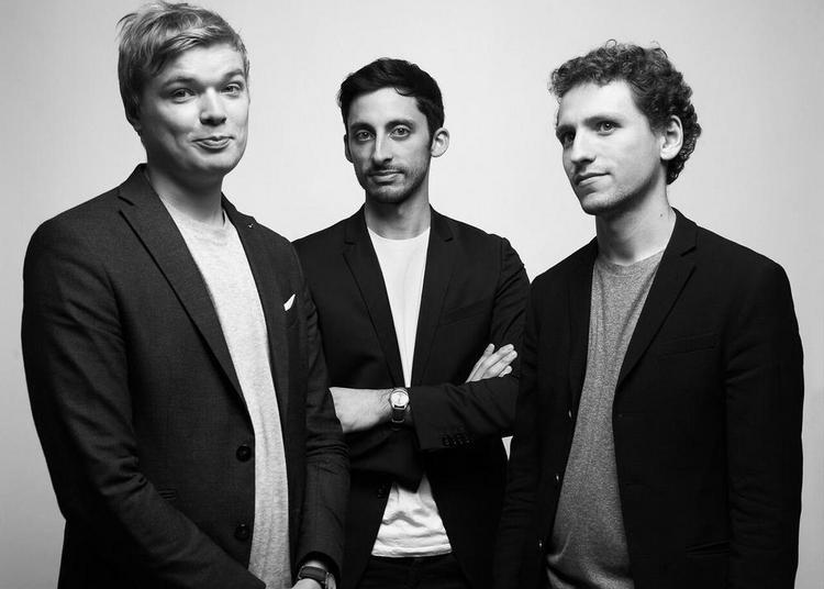 Pablo Campos Trio au Jazz Café Montparnasse à Paris 14ème