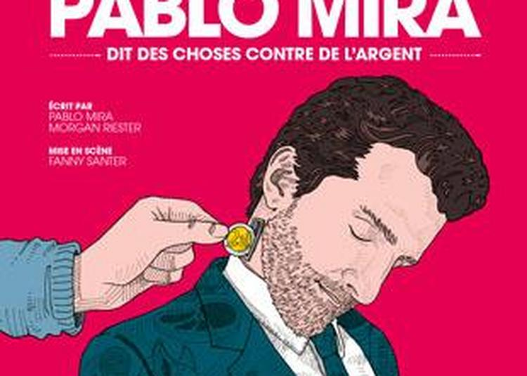 Pablo Mira à Besancon
