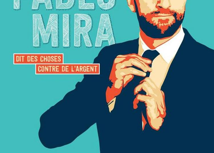 Pablo Mira à Montpellier