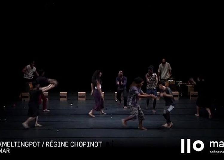 Pacifikmeltingpot / Régine Chopinot à Reims