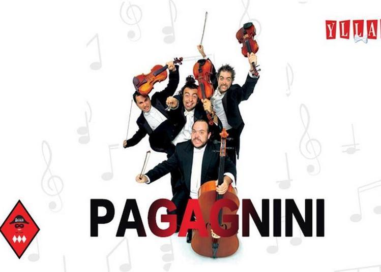 PaGAGnini à Saint Orens de Gameville