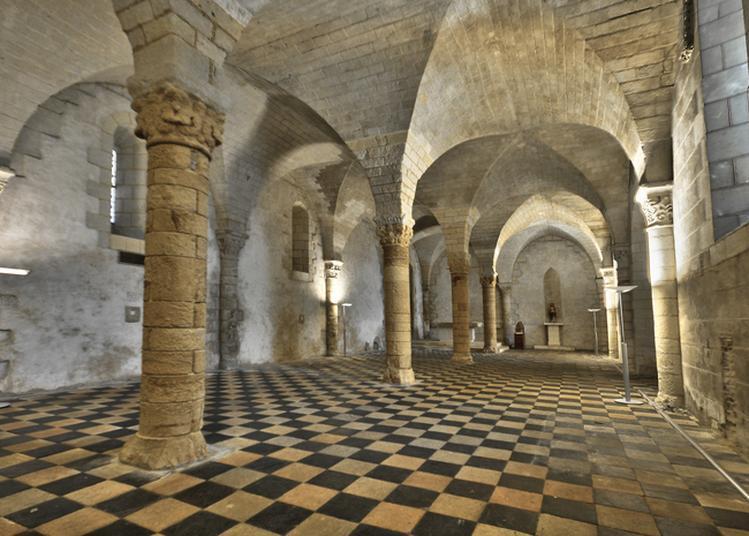 Palais épiscopal à Angers