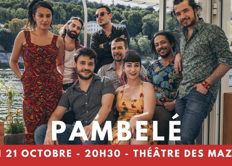 Pambelé - Soirée de lancement - Festival Locombia #5 à Toulouse