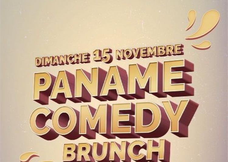 Paname Comedy Brunch à Paris 11ème