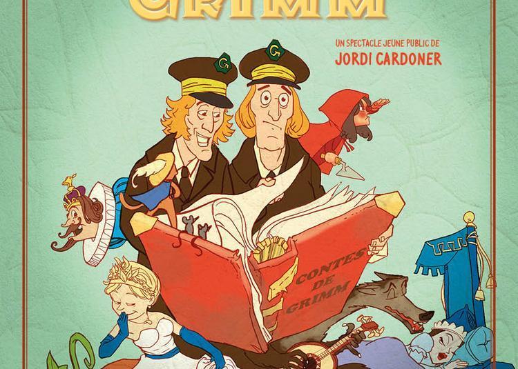 Panique Au Musee Grimm - Le Musee Des Contes Emmeles à Sete