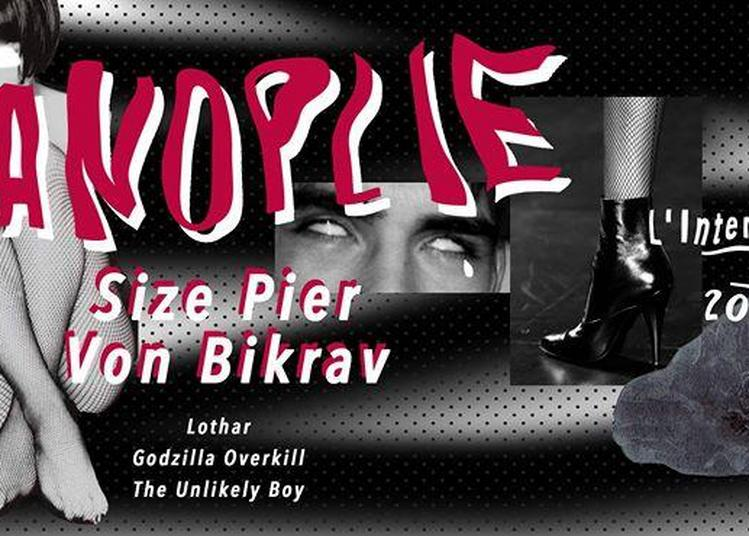 Panoplie I Size Pier - Von Bikrav - Lothar - Godzilla Overkill à Paris 11ème