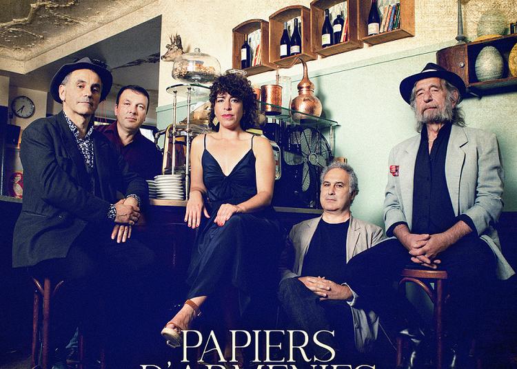 Papiers D'Arménies à Paris 20ème