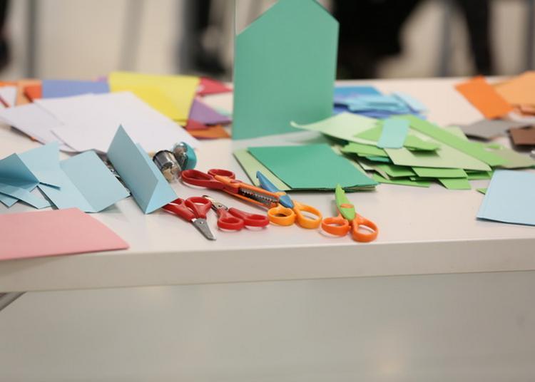 Papiers Découpés / Atelier Ouvert à Tous à Metz