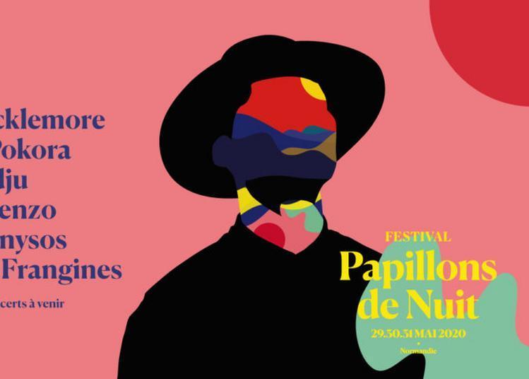 Papillons de Nuit 2020 Pass 1 jour à Saint Laurent de Cuves