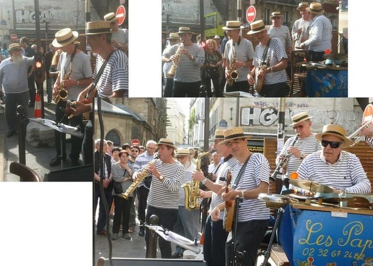 Papyfous Dixieland Company à Paris 16ème