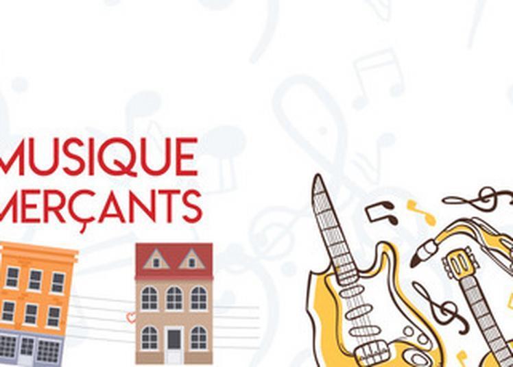 Parade Musicale Et Animations Des Commerçants à Villiers sur Marne