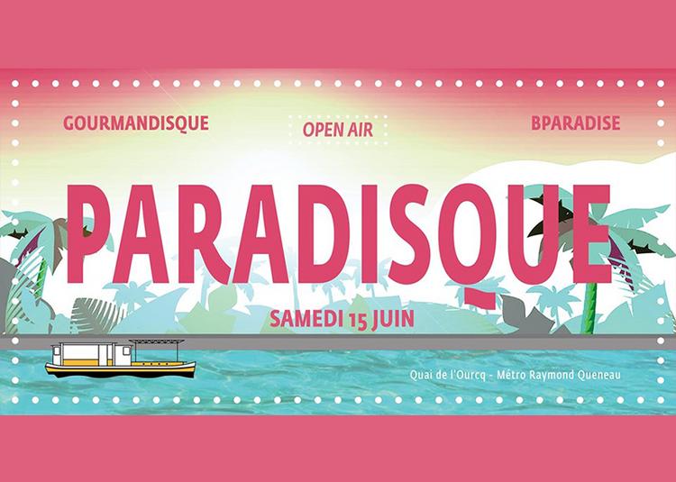 Paradisque S02 E02 - Open Air à Bobigny