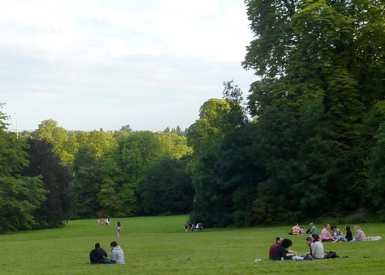 Parc De La Maison D'art Bernard Anthonioz à Nogent sur Marne