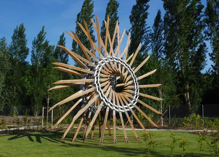 Parc De Sculptures à Issoudun