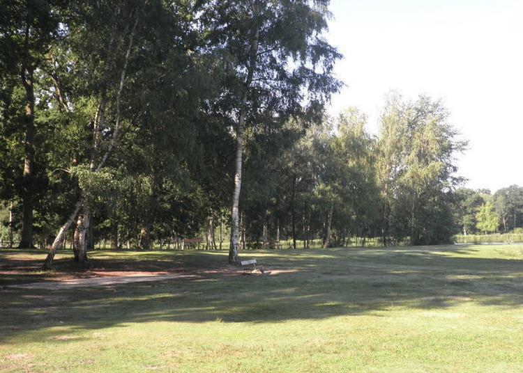 Parc Des Bruyères à Fere en Tardenois