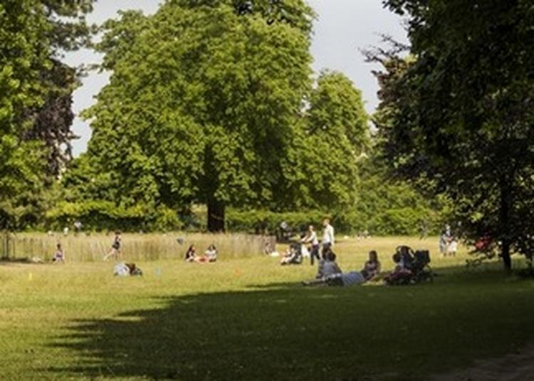 Parc Edmond-de-rothschild à Boulogne Billancourt