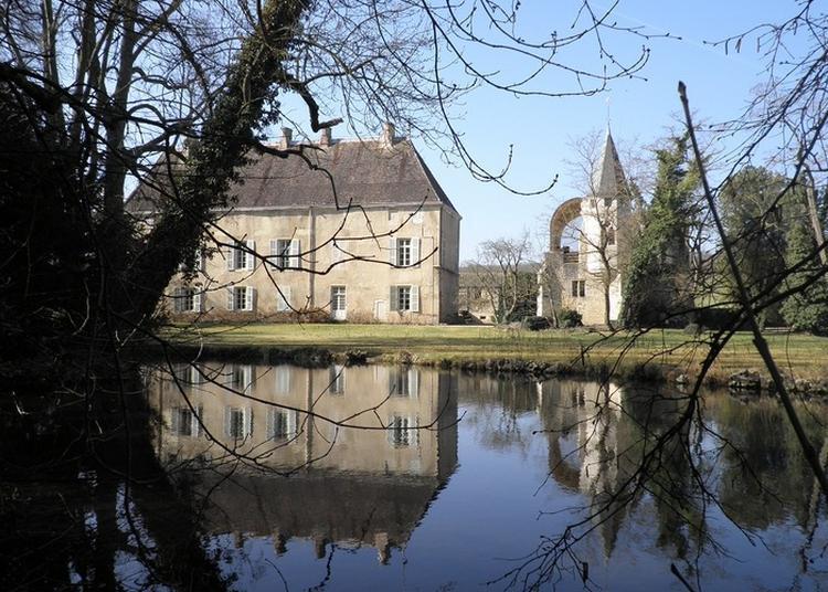 Parc  Et Château De Germolles à Mellecey