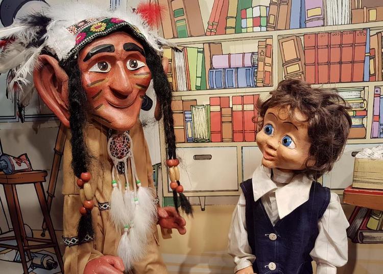 Parchemin des sens - Spectacle de Marionnettes à Fils à Lens