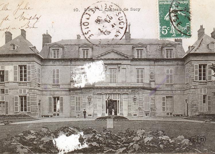 Parcours A La Découverte Du Patrimoine Sucycien à Sucy en Brie