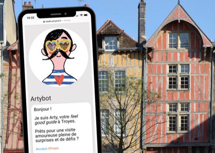 Parcours Amoureux Et Culturel à Troyes