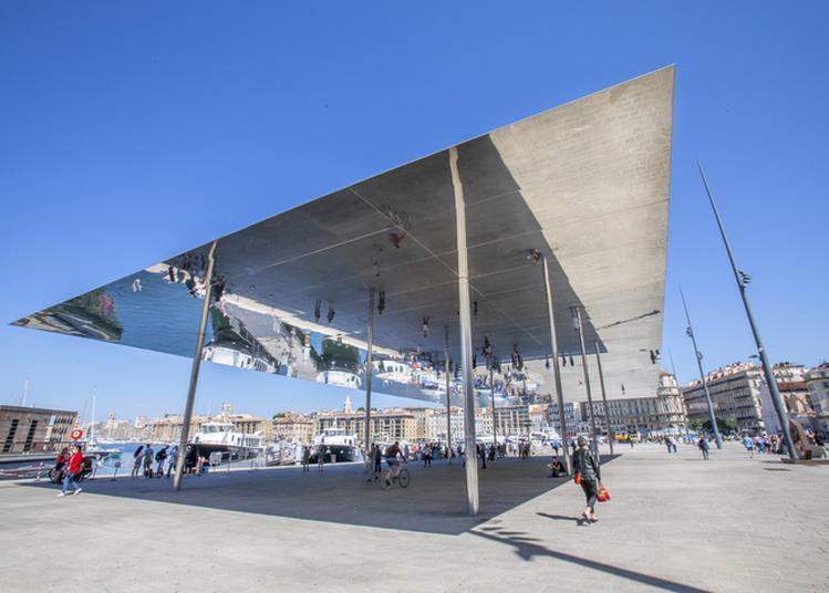Parcours Architectural Sur Le Vieux-port : Le Nouveau Visage De Marseille