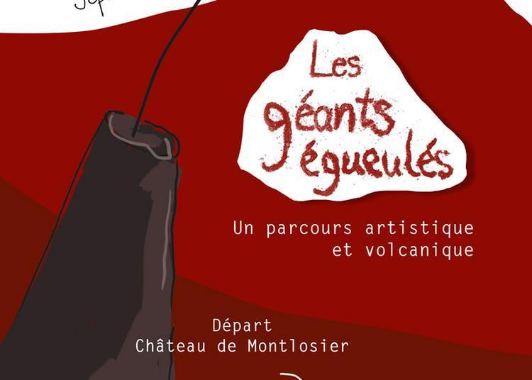 Parcours Artistique Les Géants égueulés à Clermont Ferrand