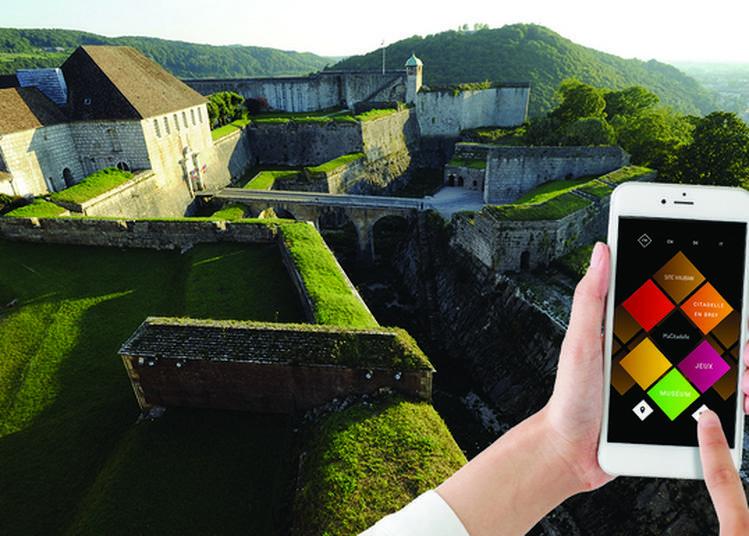 Parcours Audio-décrit à La Citadelle De Besançon à Besancon