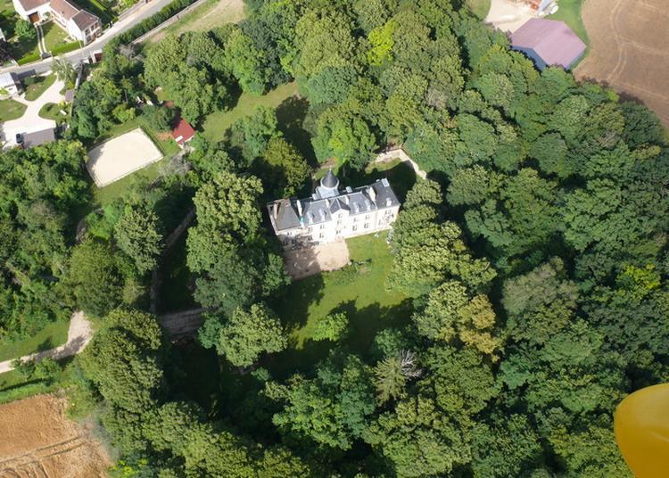 Parcours Botanique Dans Le Parc Du Château Plessis-saint-jean à Plessis saint Jean
