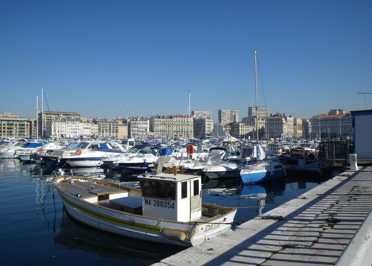 Parcours Chasse Au Trésor à Marseille