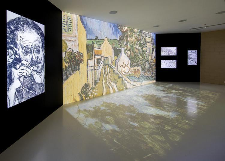 Parcours Culturel Vision Impressionniste Au Château D'auvers à Auvers sur Oise