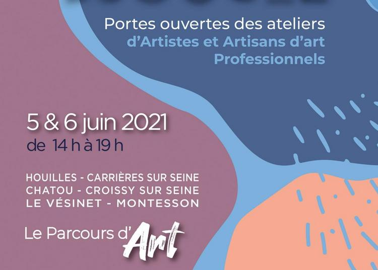 Parcours D'art 2021 à Houilles