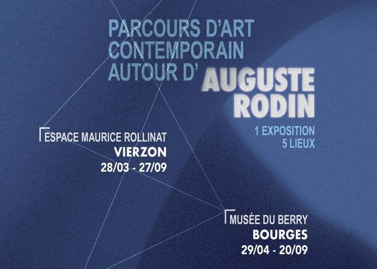 Parcours d'art contemporain autour d'Auguste Rodin - 1 exposition, 5 lieux à Nancay
