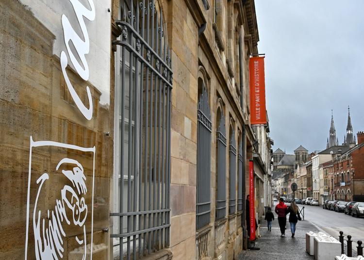 Parcours Dans La Ville En Petit Train Le Châlons De Cabu à Chalons en Champagne