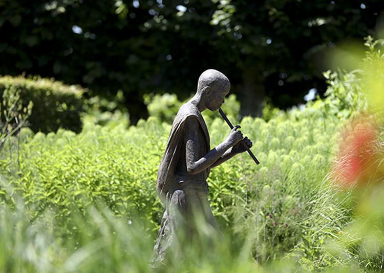 Parcours de sculptures de Marine De Soos à Saint Martin de Re