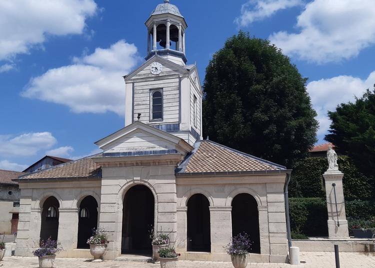 Parcours Découverte D'un Petit Village Patrimonial à Echenay