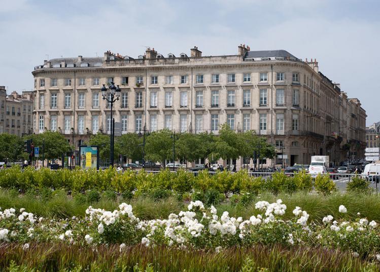 Parcours Découverte Des Hôtels De Lamolère Et Raby à Bordeaux