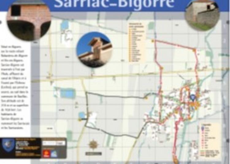 Parcours Découverte Du Village à Sarriac Bigorre